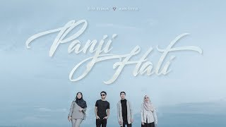 Panji Hati - Nonoy, Rizal Rasid, Izyan Husny & Juan Madial (Official Lyric Video)