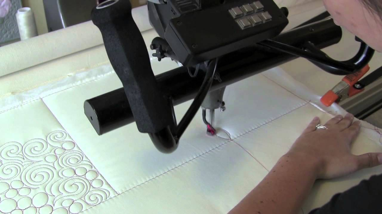How To Machine Quilt With Natalia Bonner Of Piece N Quilt Fat