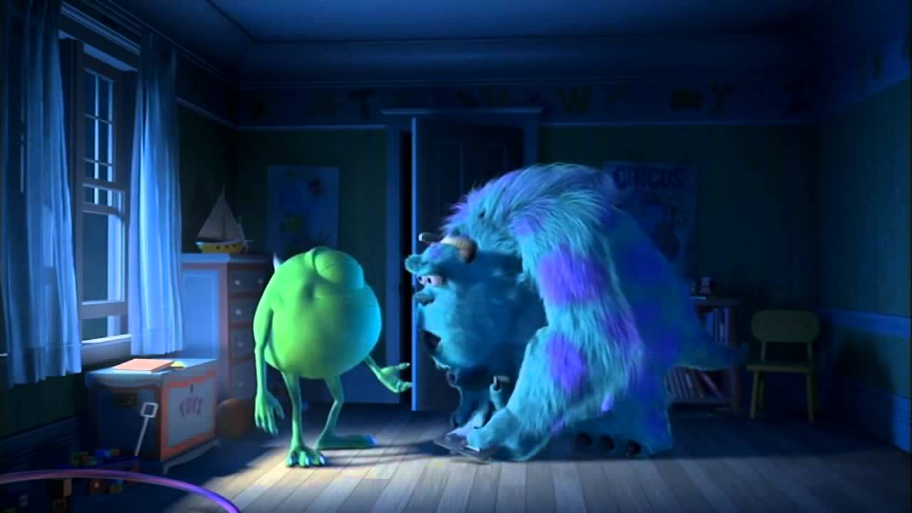 monsters inc trailer hd disney youtube