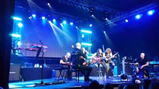 Tarja-Until Silence/The Reign/Mystice Voyage/House of Wax/I walk alone-2017.02.01.-Budapest