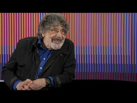 Carlos Cruz-Diez 卡洛斯·克魯茲·迪斯 (1936) Op art  Color field Venezuelan