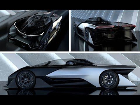 Download Faraday Future FFZERO1 Concept    HT High Technology    Latest Technology