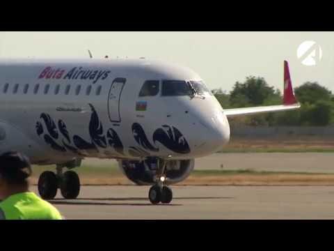 Авиакомпания Buta Airways запустила прямые авиарейсы из Баку в Астрахань