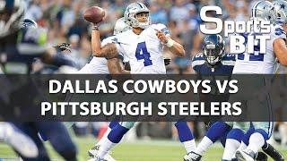 Cowboys vs Steelers Week 10   Sports BIT   NFL Picks & Preview