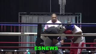 Check Out ALL The KOs Garcia vs Morales Fight Card EsNews Boxing