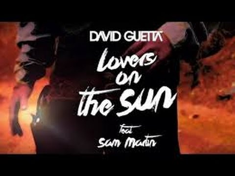 David Guetta Lovers On The Sun 1Stunde !
