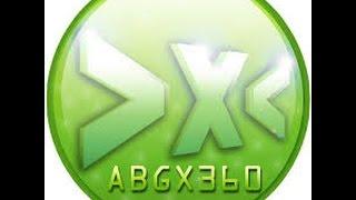 Solucion al error de Abgx 360 no parcha los juegos (2015 - en adelante )
