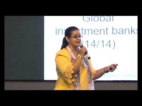Vimi Ramasamy, Managing Director of IHS Markit on Innovation Hub