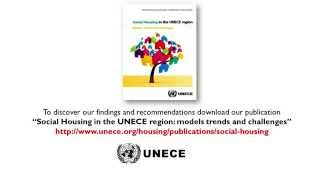 UNECE Study - Social Housing in the UNECE region: models trends and challenges 2015