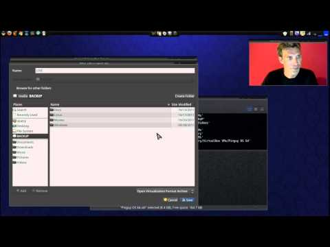 Backup your VirtualBox Machines the EASY Way!