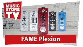 Video FAME LEF-324 Plexion Overdrive Boost Pedal // Review + Sound Demo download MP3, 3GP, MP4, WEBM, AVI, FLV November 2017