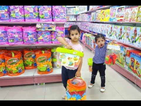 البنات غرزو في محل الألعاب | العاب بنات thumbnail