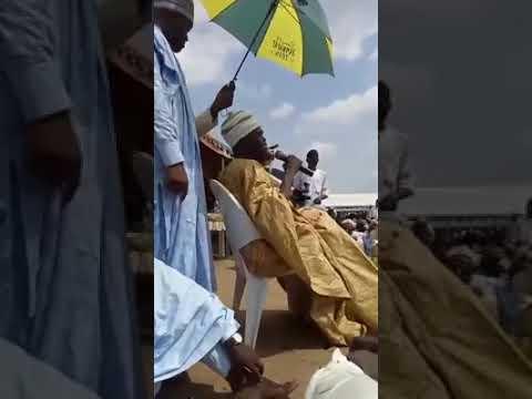 FIDAU BABA OLODO - Sheikh Muyideen Salman Cheif Imam Offa thumbnail