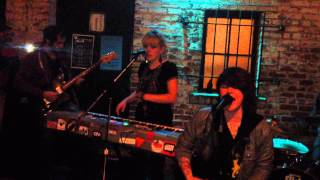 Maria Sweet Live at The Vault Martini Bar - With Time
