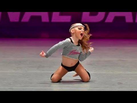 Roxy Brennan - Maniac (Age 5!)
