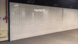 [TRONCO]High speed Rolling shutter 快速捲門