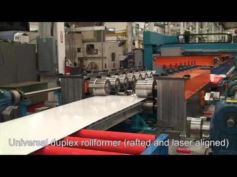 Samco Machinery Automotive Panel & Cut-to-Length Rollforming Machine