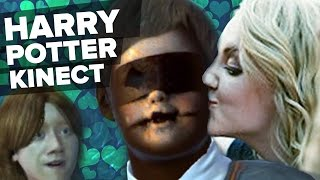 Dementor's French Kiss - NEW Harry Potter Kinect - Game Society