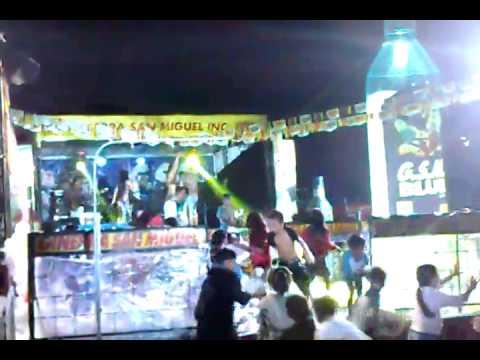 Pozorrubio GSM 2014 Fiesta (Vice-Mayor Kelvin Chan)