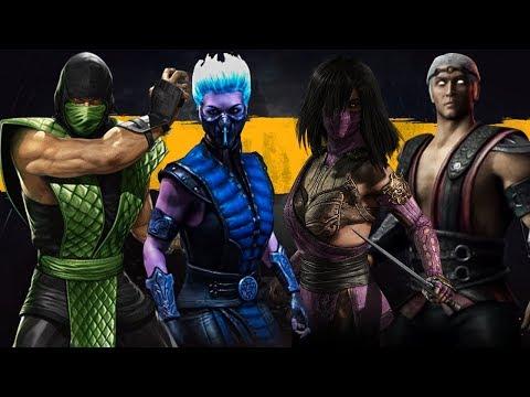 Mortal Kombat 11 - Predizioni Sul Roster thumbnail