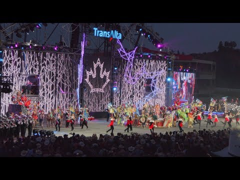 2017 Calgary Stampede Grandstand Show Youtube