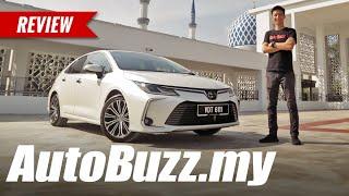 Toyota Corolla 1.8G full review - AutoBuzz.my