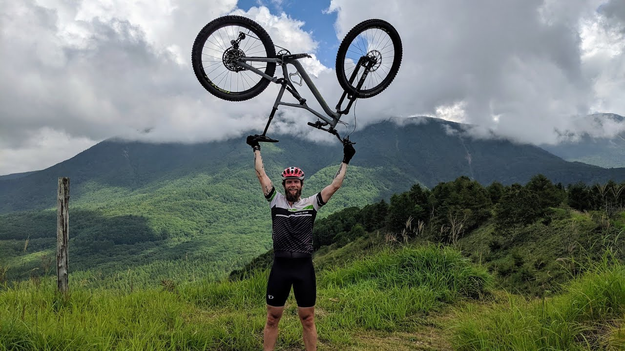 Video: Exploring Japan's Mountain Bike Trails and Cuisine