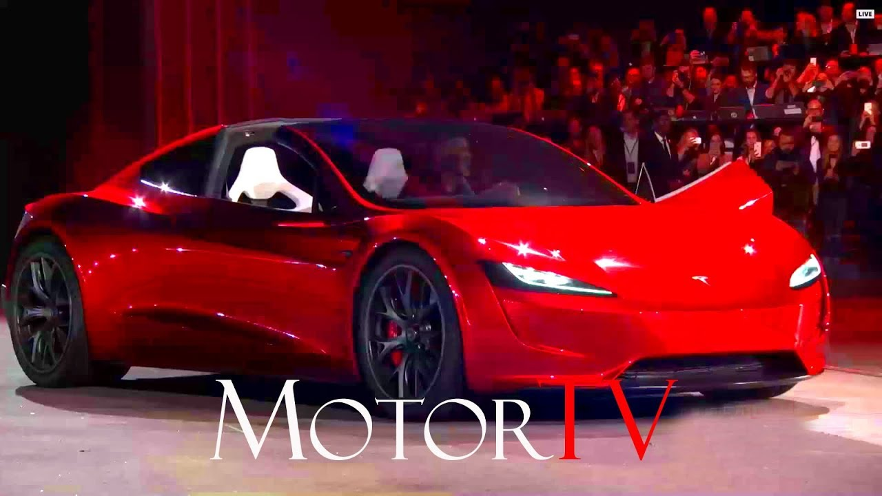 All New 2020 Tesla Roadster 3 Motors 0 60 Mph 1 9 Sec L