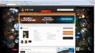 Deutscher Guide :  WOW Addon Installation mit dem Curse Client