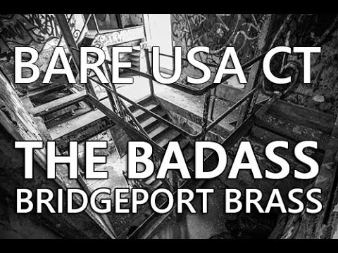 BARE USA CT | Abandoned Bridgeport Brass Co | Urban Exploration in Connecticut