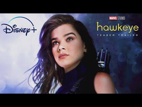 Marvel's HAWKEYE   Trailer #1 HD   Disney+