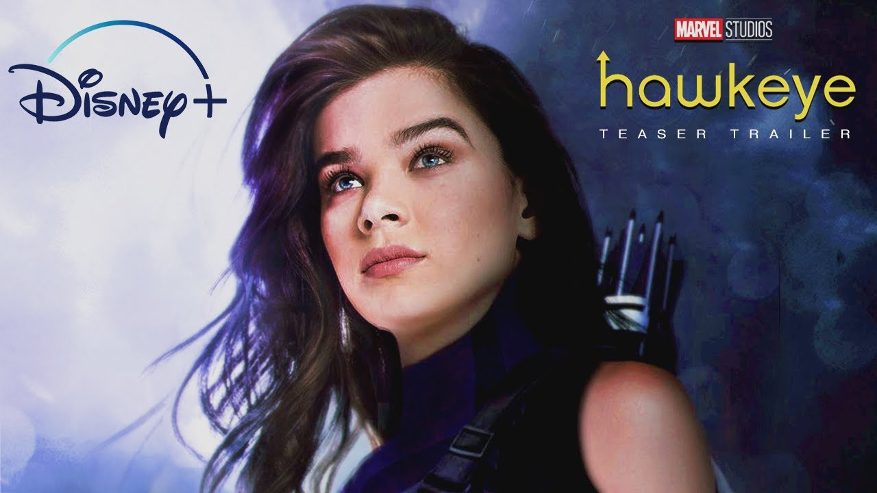 Hawkeye's first trailer introduces the other Hawkeye and some ...