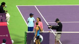 Vera Zvonareva Vs Jelena Jankovic [WTA Doha Open2011-Semi Final] Thumbnail