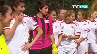 Spor Keyfi: TFF Kadınlar Günü Karşılaşması
