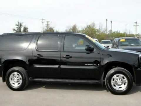 2008 gmc yukon xl 2wd 4dr 2500 slt abilene texas youtube. Black Bedroom Furniture Sets. Home Design Ideas