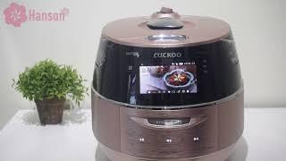 Nồi cơm điện cao tần Cuckoo CRP-FHVL1010FG