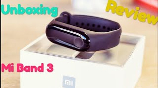 Xiaomi Mi Band 3 India Unboxing & Review in Hindi