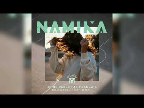 Nimika - Je ne parle pas français ( audio remix ) ft Black M
