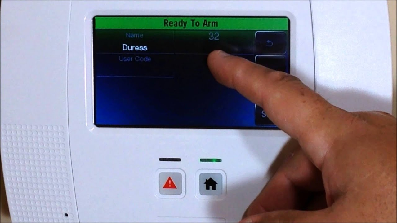 How to add delete or change user codes on your honeywell lynx touch how to add delete or change user codes on your honeywell lynx touch l5200 alarm system solutioingenieria Image collections