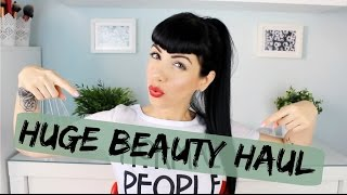 HUGE Beauty Haul | M.A.C , Sephora.gr ,Too Faced, Estee Lauder κ.α | kate tzoe