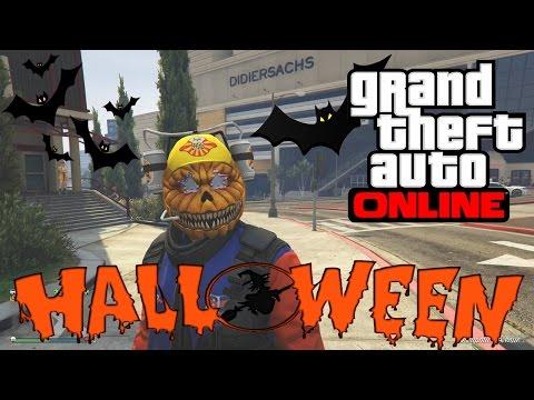 DLC HALLOWEEN - GTA V NOTÍCIA DE ÚLTIMA HORA + DICA ! - GTA 5 UPDATE HALLOWEEN MA thumbnail