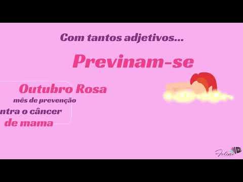Assista: Outubro Rosa - Previna-se contra o câncer de mama