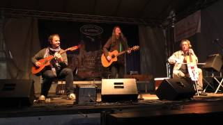 Ivan Hlas Trio - Olomouc - 19.12.2014 - Slunečnice