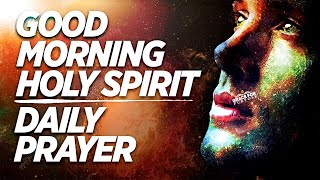 Start By Inviting The Holy Spirit Into Your Day!