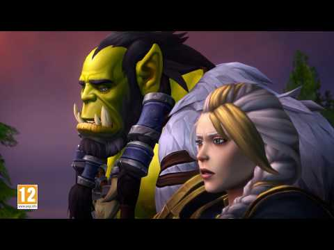 [SPOILER] Battle for Azeroth: Une réunion salvatrice (VF)