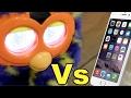 Furby Vs Siri Rude Swearing Siri
