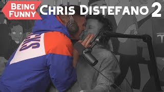 CHRIS DISTEFANO BEING FUNNY 2 | Jokes, Stories, Etc.