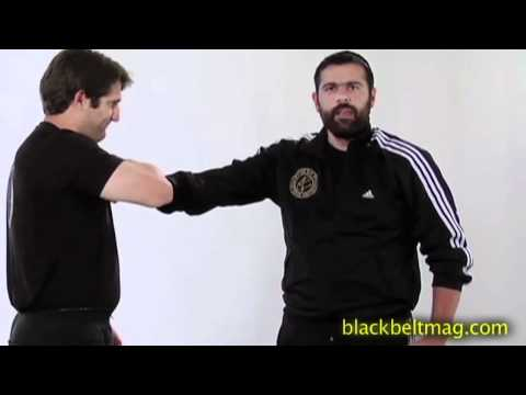 Krav Maga for Self-Defense Against a Shirt Grab!