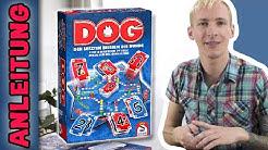 Dog - Den Letzten beißen die Hunde   Spielanleitung (Schmidt) Deutsch   thajo