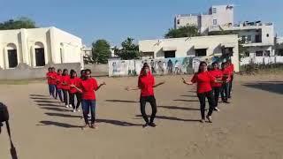 Flash mob dance choreography by sonam and Unnati